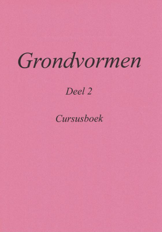 C.P.S. Grondvormen deel 2 (boek)