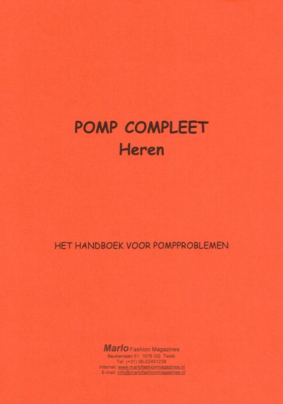 Pomp compleet Heren