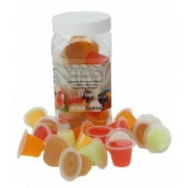 fruitkuipje per 24 stuks gemixt