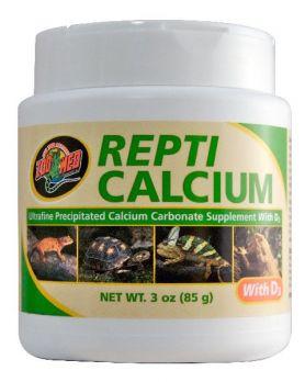 Repti calcium met d3   85 gram