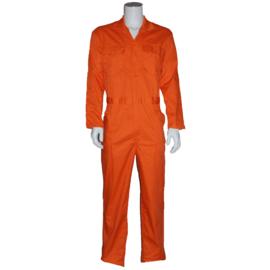 Oranje overall