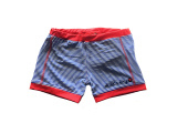 UV Short Blue Stripe