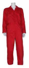 Brandweerrode overall