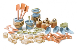 Zandbakset 50-delig BIOplastic