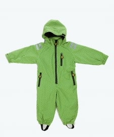 Regenoverall Funky Green Maat 104-110