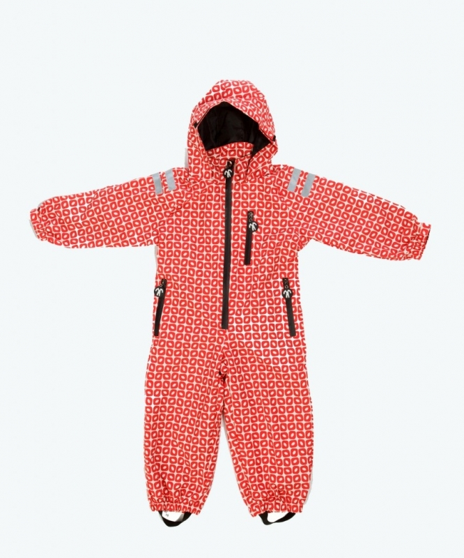 Regenoverall Funky Red