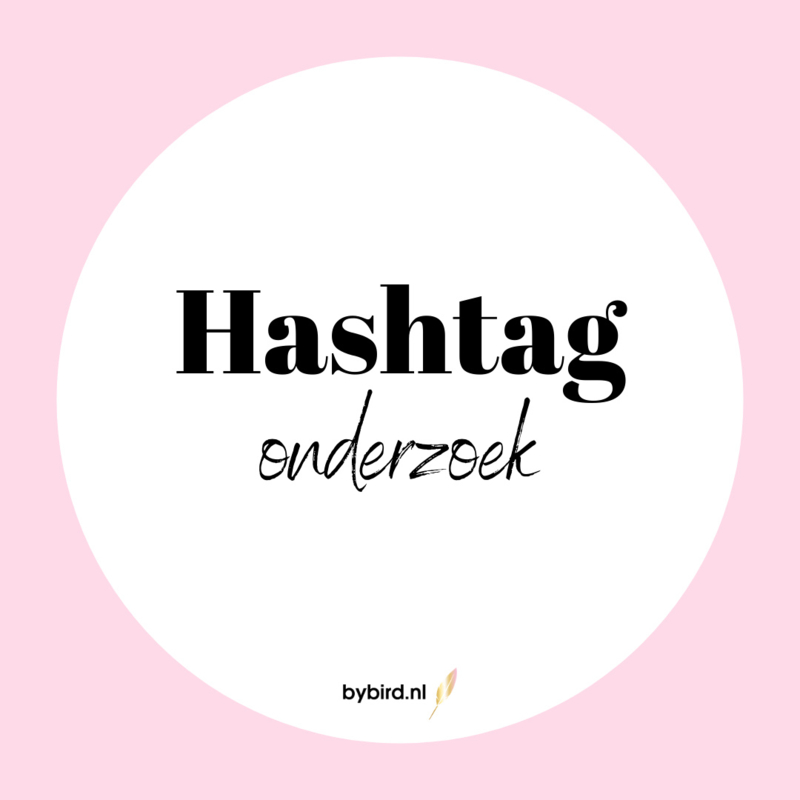 Hashtag Onderzoek