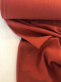 Viscose crepe - roest