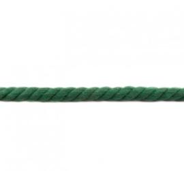 Dik gedraaid koord - Groen