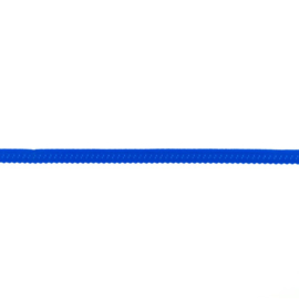 Elastische Biaisband Luxe - Kobaltblauw