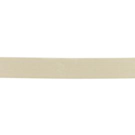 Elastiek soft - Zand - 25mm