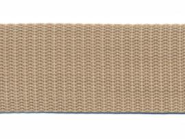 Tassenband - Nylon - Zand - 30mm