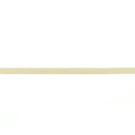 Elastische Biaisband Luxe - Kiezel