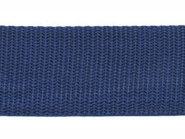 Tassenband - Nylon - Marineblauw - 30mm