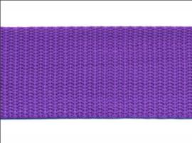 Tassenband - Nylon - Paars - 30mm