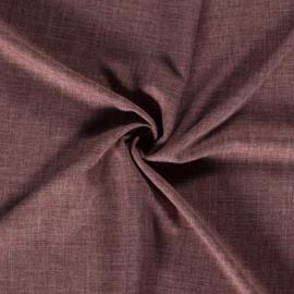 Polyester - Gemeleerd Bordeaux