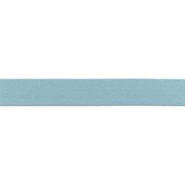 Elastiek soft - Oud Blauw - 25mm