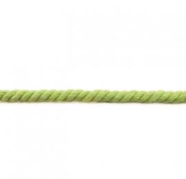 Dik gedraaid koord - Lime