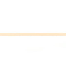 Elastische Biaisband Luxe - Zalm