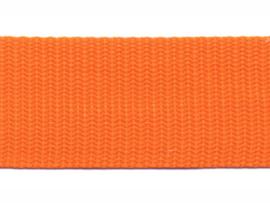 Tassenband - Nylon - Oranje - 30mm