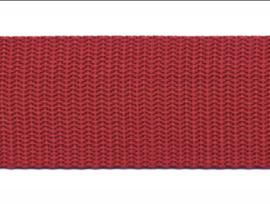 Tassenband - Nylon - Bordeaux - 30mm