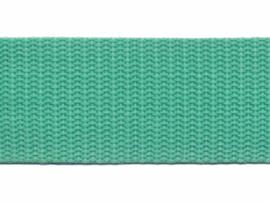 Tassenband - Nylon - Mint - 30mm