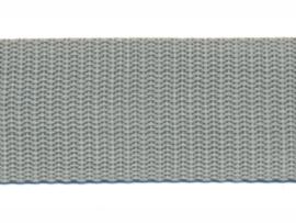 Tassenband - Nylon - Lichtgrijs - 30mm