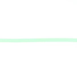 Elastische Biaisband Luxe - Mint