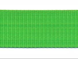 Tassenband - Nylon - Groen - 30mm