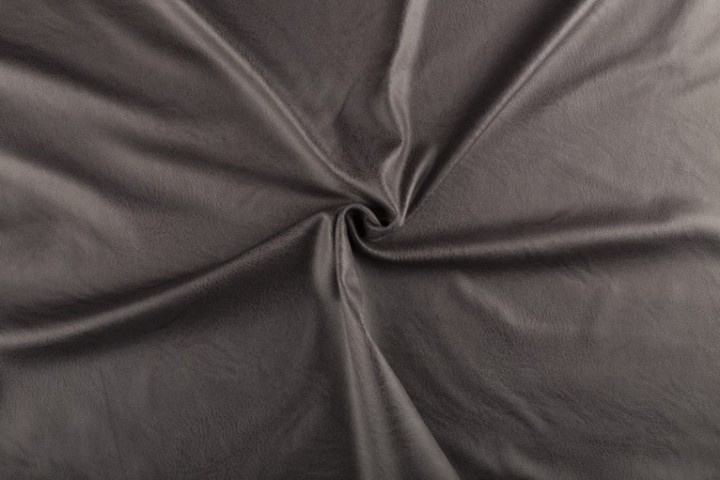 Leather Foil - Antraciet