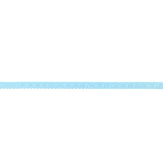 Elastische Biaisband Luxe - Blauw