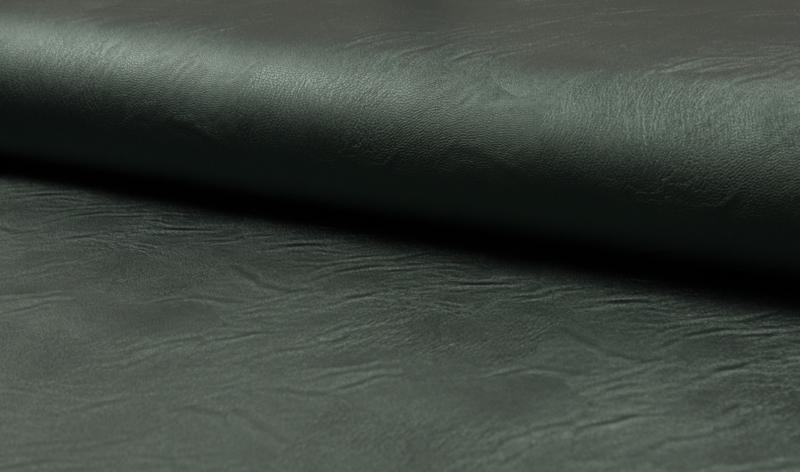 Imitatieleder metallic - Dust Green