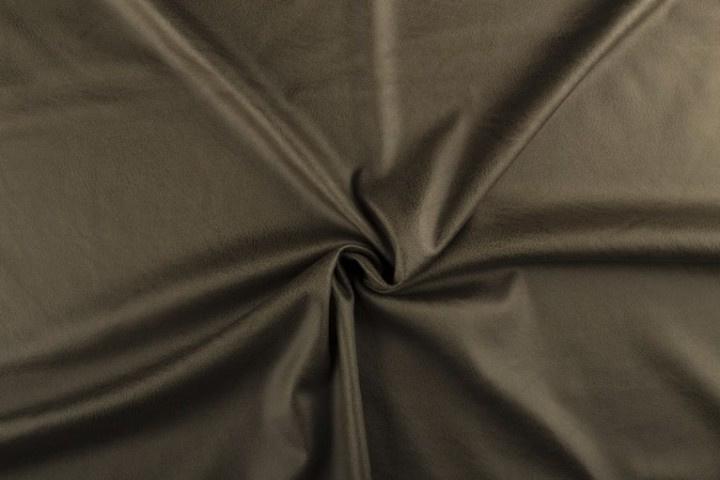Leather Foil - Olive