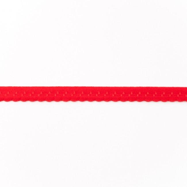 Elastische Biaisband Luxe - Rood
