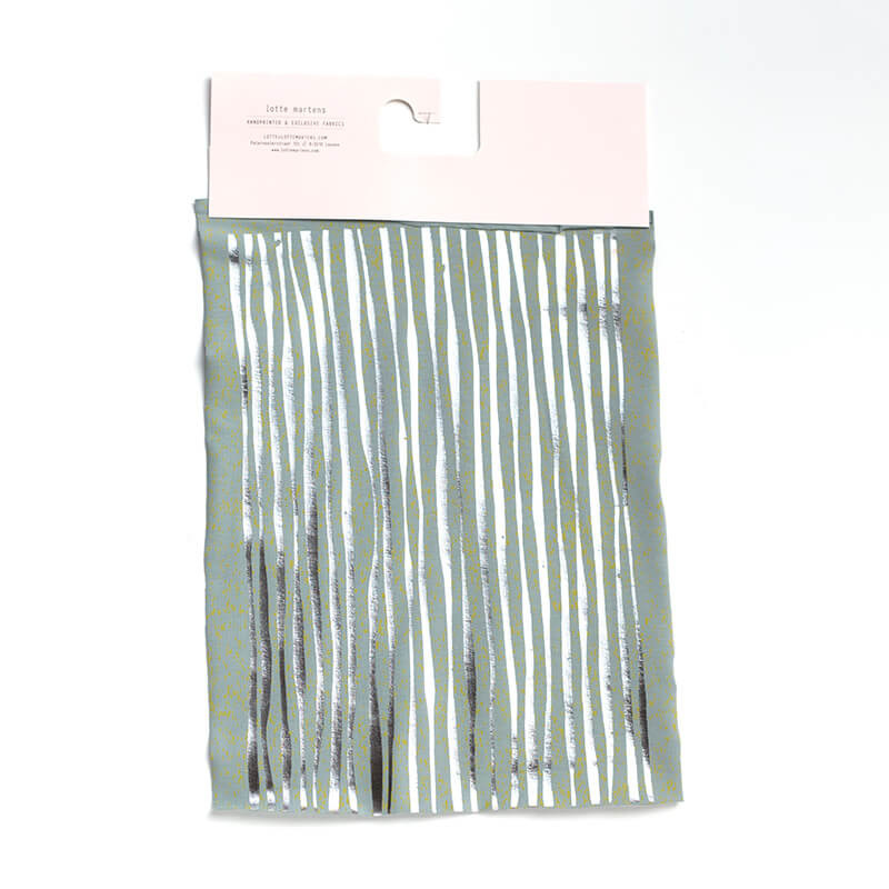 Lotte Martens Eye Candy Jersey - Zilt Tarda Silver