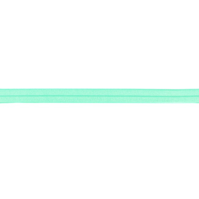 Vouwtres 15mm - Lichtgroen