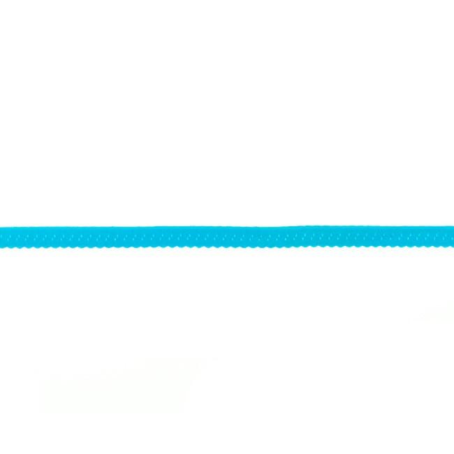 Elastische Biaisband Luxe - Aqua