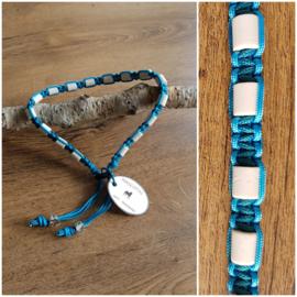 Anti-Teken en Vlooienband Turquoise vanaf