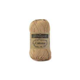 Scheepjes Catona 10 gram 502 Camel