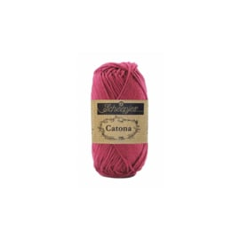 Scheepjes Catona 10 gram 413 Cherry