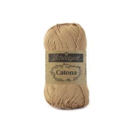 Scheepjes Catona 25 gram 502 Camel