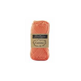 Scheepjes Catona 10 gram 410 Rich Coral