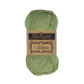 Cahlista 212 Sage green - Scheepjes