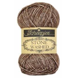 Stone Washed 822 Brown Agate - Scheepjes