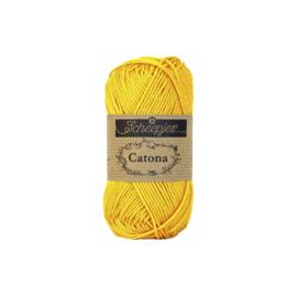 Scheepjes Catona 25 gram 208 Yellow Gold