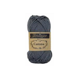 Scheepjes Catona 25 gram 393 Charcoal
