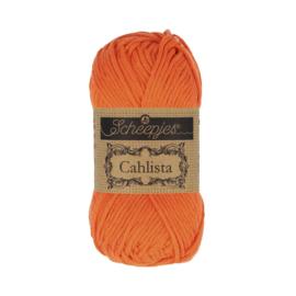 Cahlista 189 Royal Orange - Scheepjes