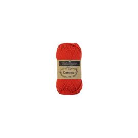 Scheepjes Catona 10 gram 115 Hot Red