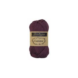 Scheepjes Catona 10 gram 394 Shadow Purple