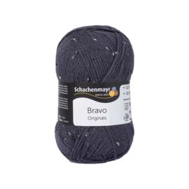 SMC Bravo 8372 Graublau tweed - Schachenmayr